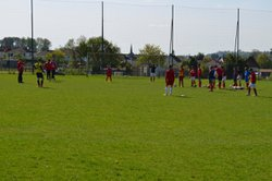 Benjamins au stage 2015 - FOOTBALL CLUB DE NEUFCHATEL