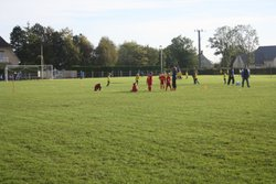 Premier plateau U9 A NOYERS - Football Club Noyers Bocage