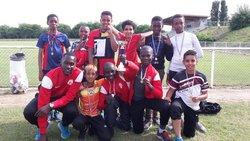 Beau tournoi des U12 à Ézanville, le dimanche 7 juin - FC PANTIN
