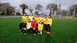 Seniors féminines B - FOOTBALL CLUB PLELAN-MAXENT