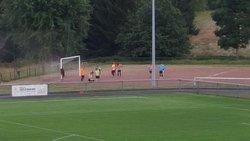 Reprise des entraînements chez les U13 et les U15 du FCP - Football Club de PORCELETTE