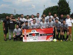 En l'honneur des Champions... - FC RED STAR RICHWILLER 1920