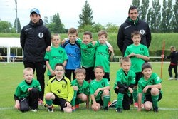 équipe U8-U9 - RUFFEY SAINTE MARIE FOOTBALL CLUB