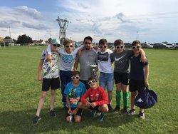 équipe u13  Genlis 6éme sur 20 - RUFFEY SAINTE MARIE FOOTBALL CLUB