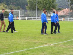 3eme tour de coupe de France face à Volvic - SAIGNES FOOTBALL CLUB