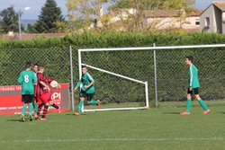 U15 / COUPE GARD-LOZERE / CAISSARGUES 5 - 0 FCSAO - FOOTBALL CLUB SAINT ALEXANDRE OLYMPIQUE