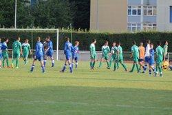 U15 / TOURNOI FC BAGNOLS-PONT (jour 1) - FOOTBALL CLUB SAINT ALEXANDRE OLYMPIQUE