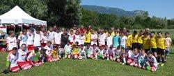 toutes les tournoi du 18 juin avec les équipes de Colere - F.C. ST BALDOPH