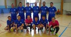 Finale coupe départementale futsal St Carreuc / FC St Bugan B (5-7) 24/05/2018 - Football Club Saint-Bugan