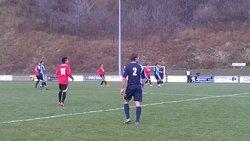 FC St Julien - Marthod 14/12/2014 - FC Saint Julien Montdenis
