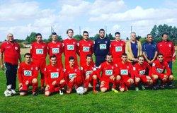Equipe A - FC Ussonnais-Islois