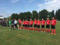 1 er Match saison contre Ancemont 28 aout 2016 match nul 2-2 - Football Club du Val Dunois