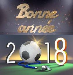 BONNE ANNEE - FC Vaux-Andigny