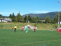 Match de coupe senior contre le versoud. Match perdu 4 à 0 - Football Club Quatre Montagnes