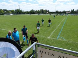 17 Juin 2018 - Finale Coupe Deroin Sports - DOZULÉ FOOTBALL CLUB
