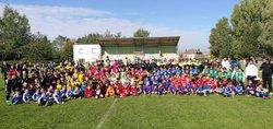 JOURNEE D'ACCUEIL U8 U9 - FOOTBALL CLUB AVESNES SUR HELPE