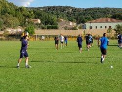 Séance Reprise Seniors DH (R1) - FC BAGNOLS PONT