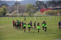 U17F: FCBP / Sussargues - FC BAGNOLS PONT
