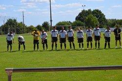 Match coupe de france 1er tour 2016 - FC La Bazoge
