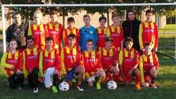 Photos U15 saison 2016-2017 - Fc Boulay Bricy Gidy