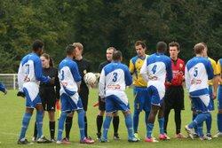 Coupe de Picardie Séniors A   du 12 10 2014 - FC BETHISY