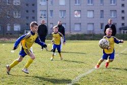 Plateau U7-U9 du 21 mars 2015 - Football Club de Bonsecours Saint Leger