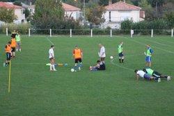 ENTRAINEMENT SENIORS... - football club charentais l'isle d'espagnac