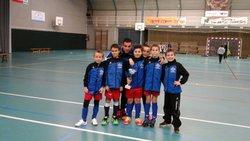 challenge Joris Jallat la motte servolex 24/01/2015 - FOOTBALL CLUB DE CHAUTAGNE