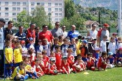 U6 A AIX LES BAINS le 21/05/2016 - FOOTBALL CLUB DE CHAUTAGNE