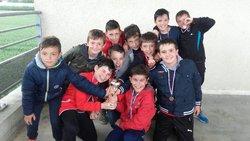 Finale Challenge Départemental U11 - le 13/05/17, à Colayrac St Cirq - Football Club Casteljaloux