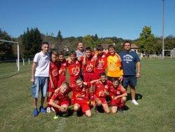 U13 Honneur -> Val de Guyenne-Casteljaloux // le 15 09 18 -> Score : 2 à 7 - Football Club Casteljaloux
