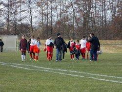 Challenge départemental U13 // à Bias le 10 02 18 - Football Club Casteljaloux