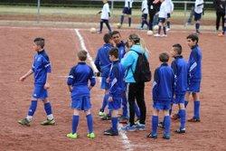 U13 finale départementale 28 mars 2015 - Football Club Crolles Bernin site officiel