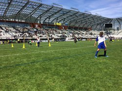 Stade des Alpes - dimanche 21 mai 2017 - Football Club Crolles Bernin site officiel