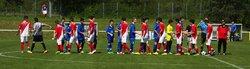 FCCG U17 vs Foot Sud Gessien le 07 05 2016 - Football Club Cessy Gex