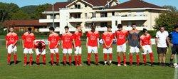 FCCG U19 vs Meythet le 15 10 2016 - Football Club Cessy Gex