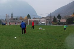 U9 - Plateau à Collonges le 26/11/16 - Football Club Cessy Gex