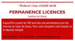 Le 04/07/17 à partir de 18h (Partagez) ! - Football Club Cessy Gex