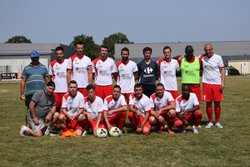 Match Bonneuil Matours - FOOTBALL CLUB CHATILLON