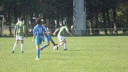 Rencontre U15 FC Lauris vs FC Cheval-Blanc 2 - FOOTBALL CLUB CHEVAL BLANC