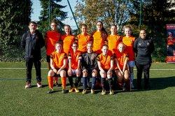 FCCR - Historique équipes U18 Féminines - Football Club Croix-Roussien