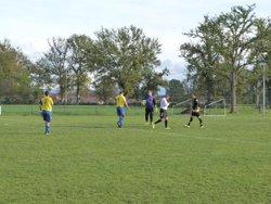 SENIORS 1 - ST LAURENT 1 - F.C. Curtafond Confrançon St Martin St Didier