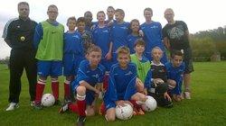 U 15 MATCH CONTRE ST POL LE 27/09/2014 - FOOTBALL CLUB DE ROSENDAEL