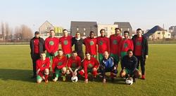 seniors A - FOOTBALL CLUB DE ROSENDAEL