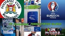 FC ROSENDAEL 10 EME TOURNOI  INTER QUARTIER - FOOTBALL CLUB DE ROSENDAEL