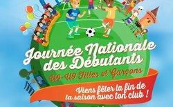 JOURNEE NATIONALE DES DEBUTANTS SAMEDI 26 MAI 2018