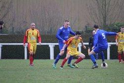 FCL B - St Bugan A (Photos Marie Carro) - Football Club du Lié