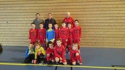 U9 équipe 1 Futsal Duopole Ensisheim - FC-Ensisheim