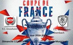 Premier tour de Coupe de France