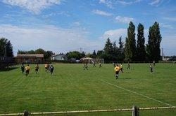 Coupe de France à Gensac - FOOTBALL CLUB DE FAUX